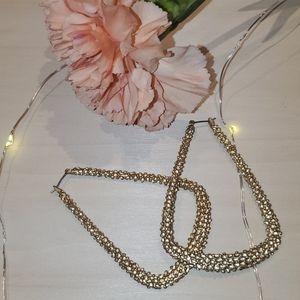 Host Pick! Gold drop earrings